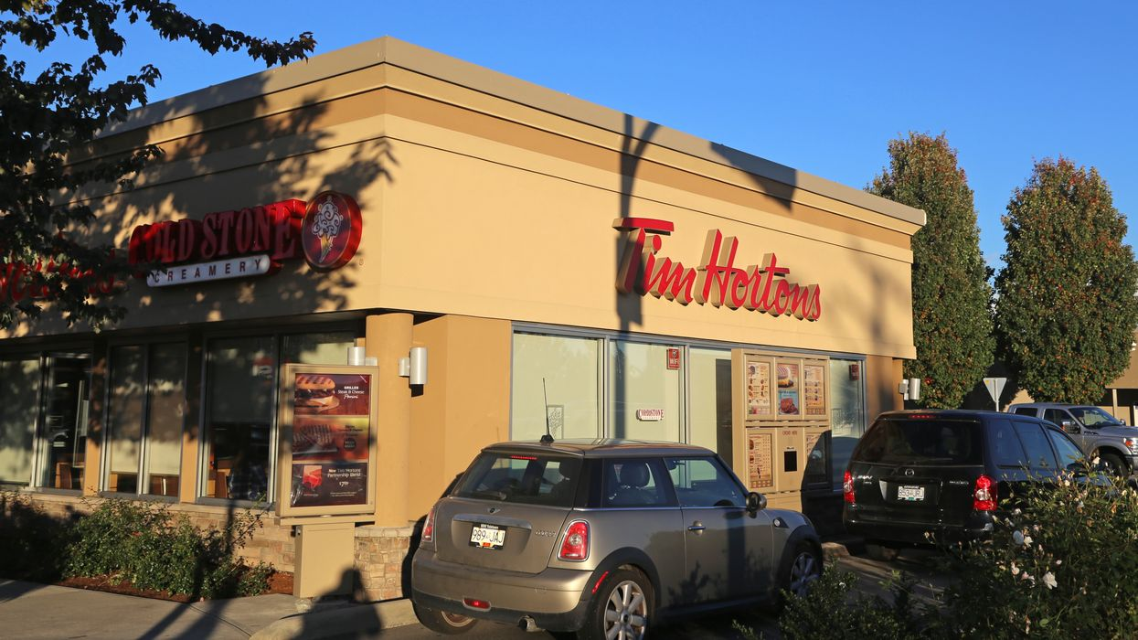 Tim Hortons Employees Claim That Canadians Are Using The Drive-Thru Completely Wrong