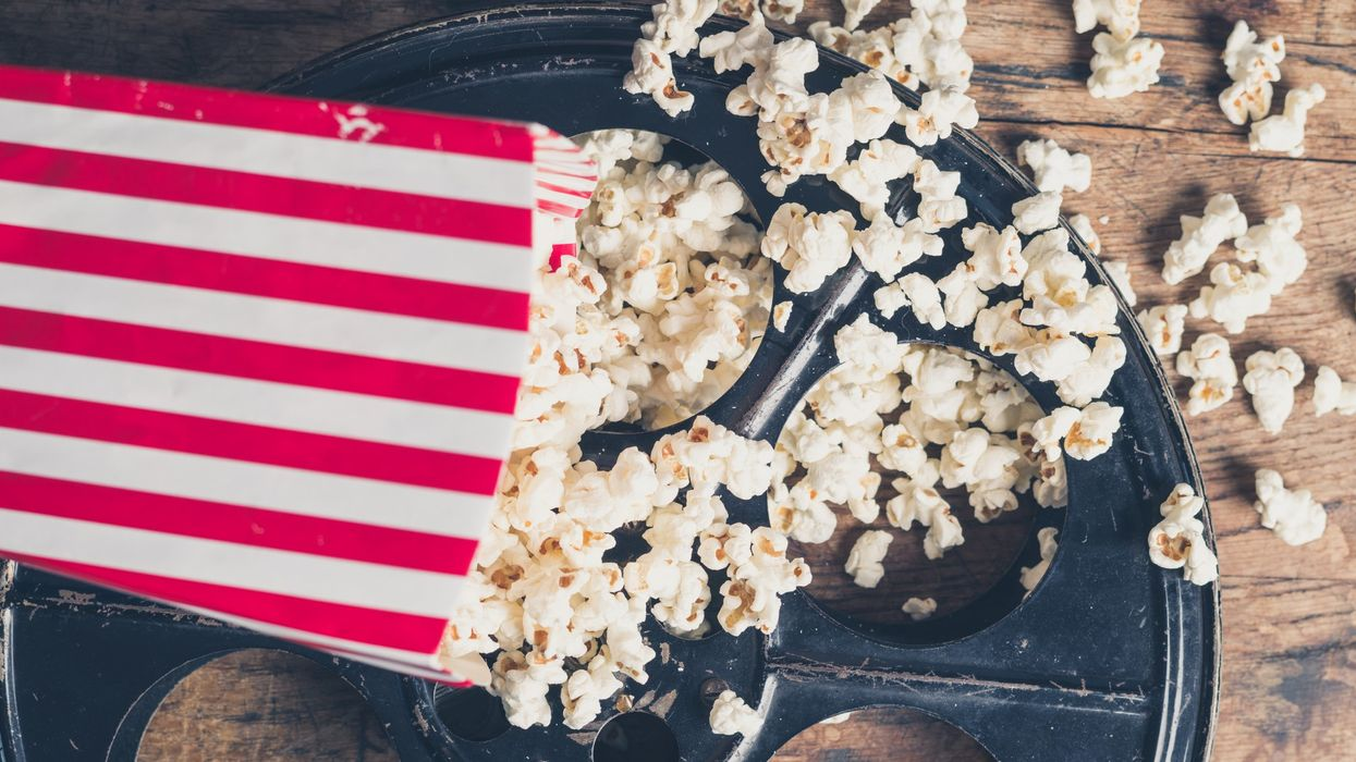 Cineplex Is Giving Away Free Popcorn At All Of Their Theatres Across Canada Tomorrow