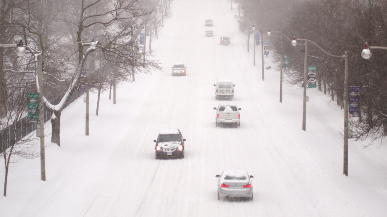 Toronto Will See Unbearably Cold Temperatures And A Possible Snow Storm Next Weekend