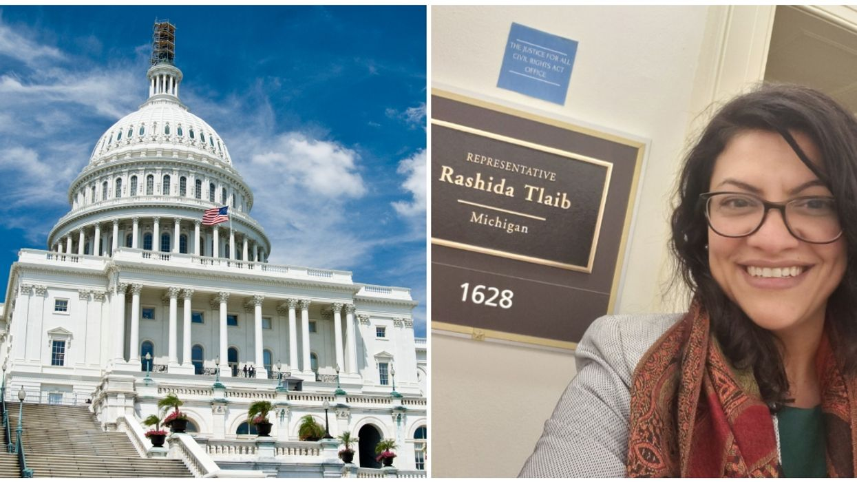 Muslim Congresswoman Claps Back After Florida Official Claims She Might Blow Up Capitol Hill And People Are Shook