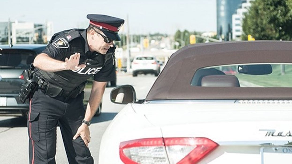 Canadian Police Officer Reveals The Most Desperate Excuses For Distracted Driving That They've Gotten So Far