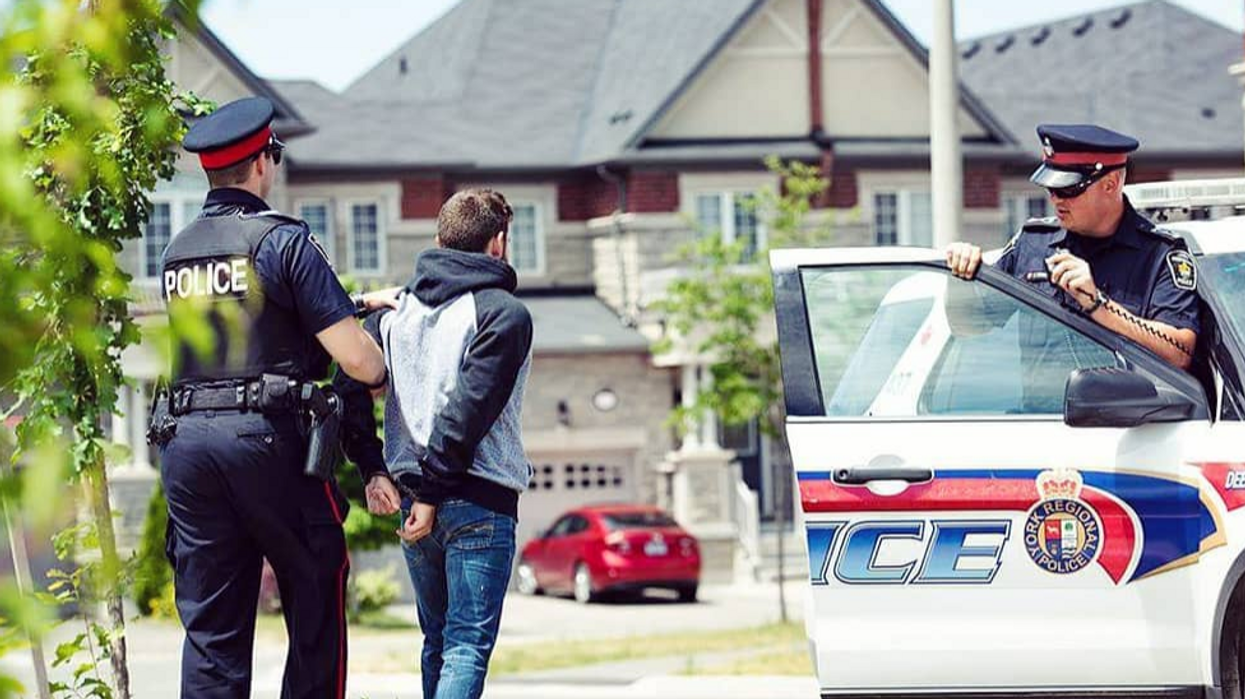 Ontario Police Are Reminding Drivers Under 22 That Impaired Driving Penalties Are Even More Severe