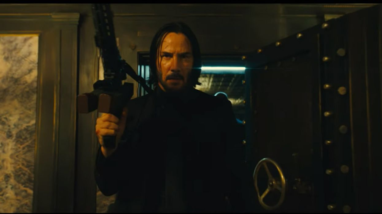 John Wick 3 Movie Trailer Just Dropped And It Looks Absolutely Amazing