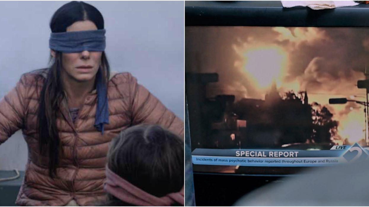 """Netflix Confirms They Will Not Remove Real Footage Of Lac-Mégantic Tragedy From """"Bird Box"""" Even After Backlash"""