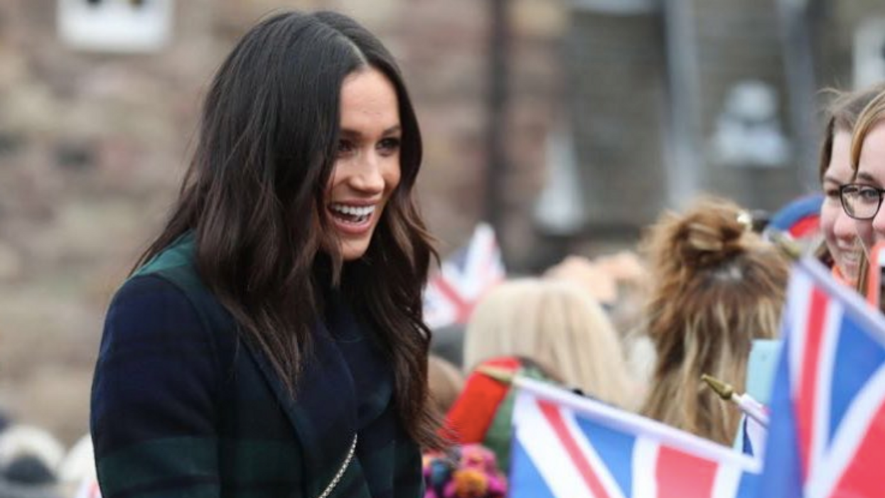 Someone Called Meghan Markle Fat To Her Face And Her Reaction Was So Mature
