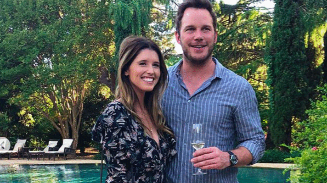 Chris Pratt and Katherine Schwarzenegger Just Took Another Huge Step In Their Relationship After Getting Engaged