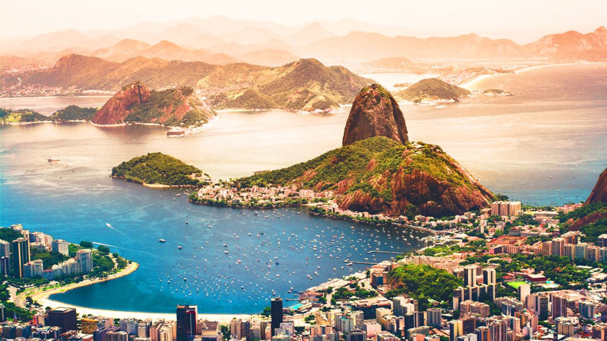 You Can Fly From Toronto To Brazil For Just $492 Round Trip