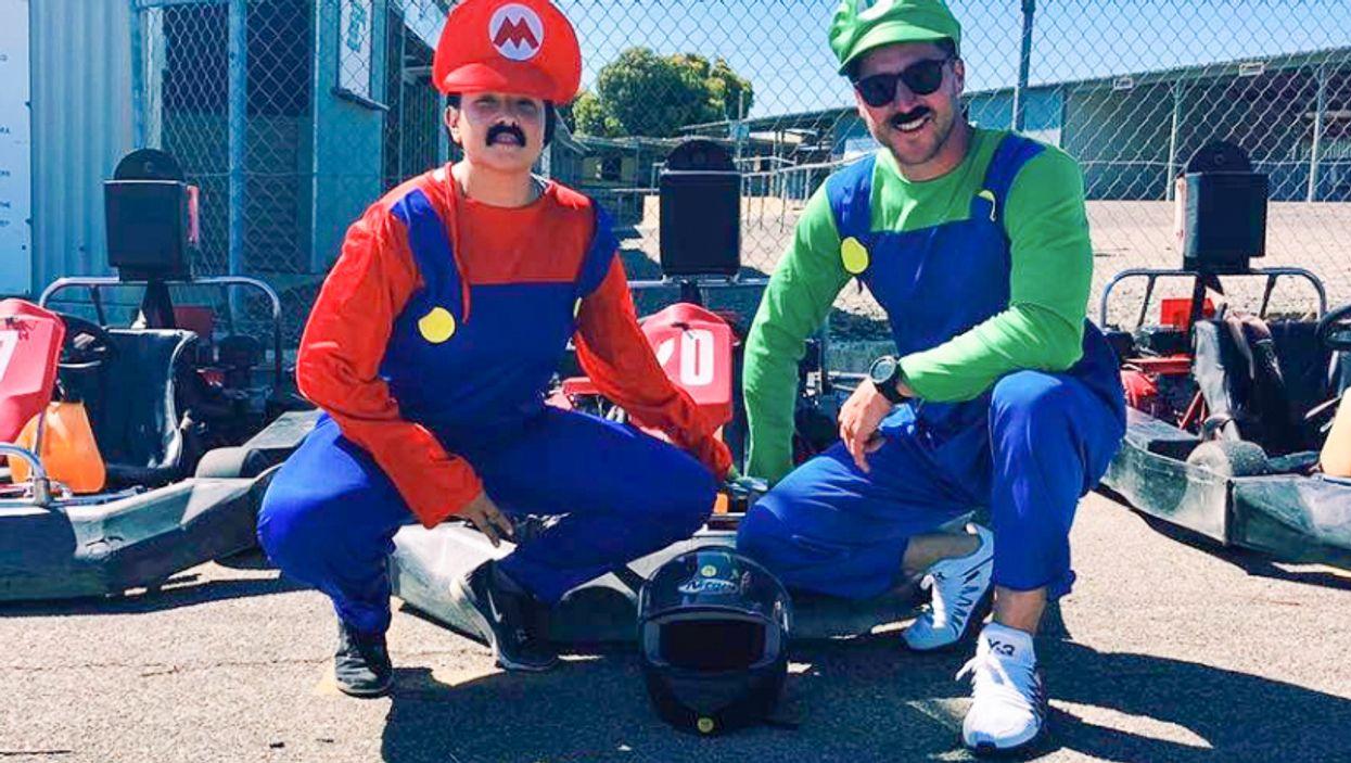 "Miami Is Hosting An Insane ""Mario Kart"" Race"