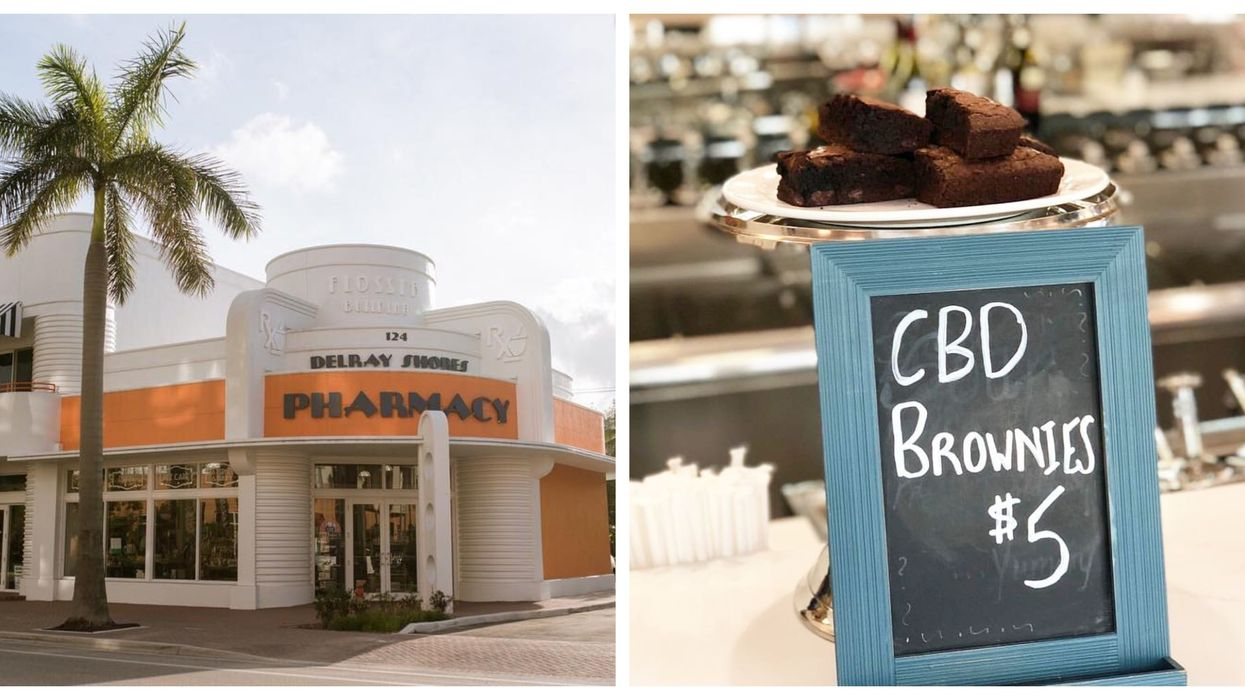 You Can Get Cannabinoid Oil Infused Desserts At This Florida Ice Cream Shop
