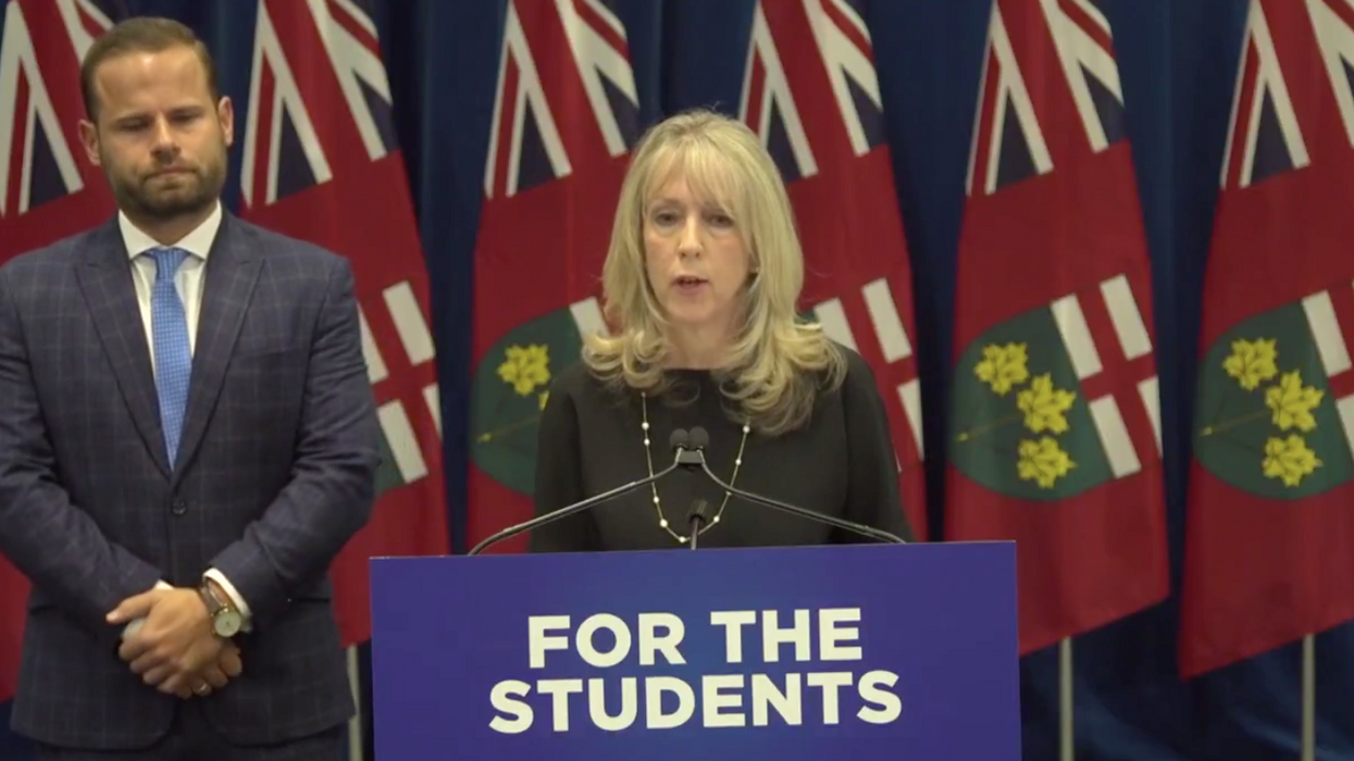 Ontario Government Wants Students To Know They Didn't Actually Eliminate The OSAP Grace Period