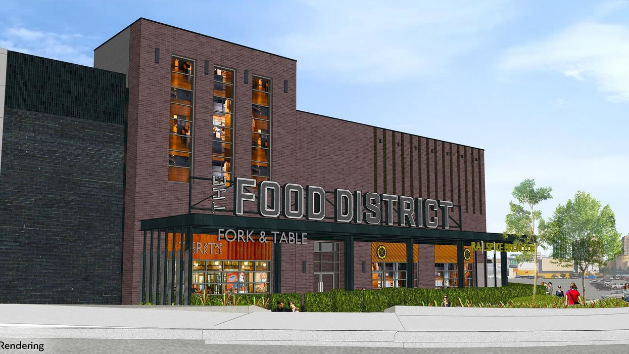 Mississauga's Massive New Best-In-Class Food Market Officially Opens