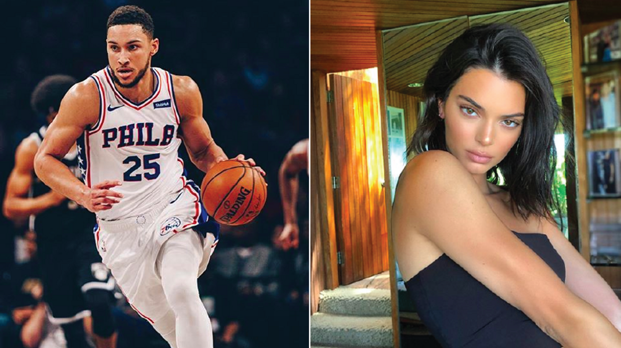 5 Things You Need To Know About Kendall Jenner's Rumoured Boyfriend Ben Simmons