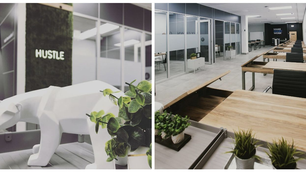 Toronto Just Got A New Workspace That Lets You Rent Desks For $5 An Hour