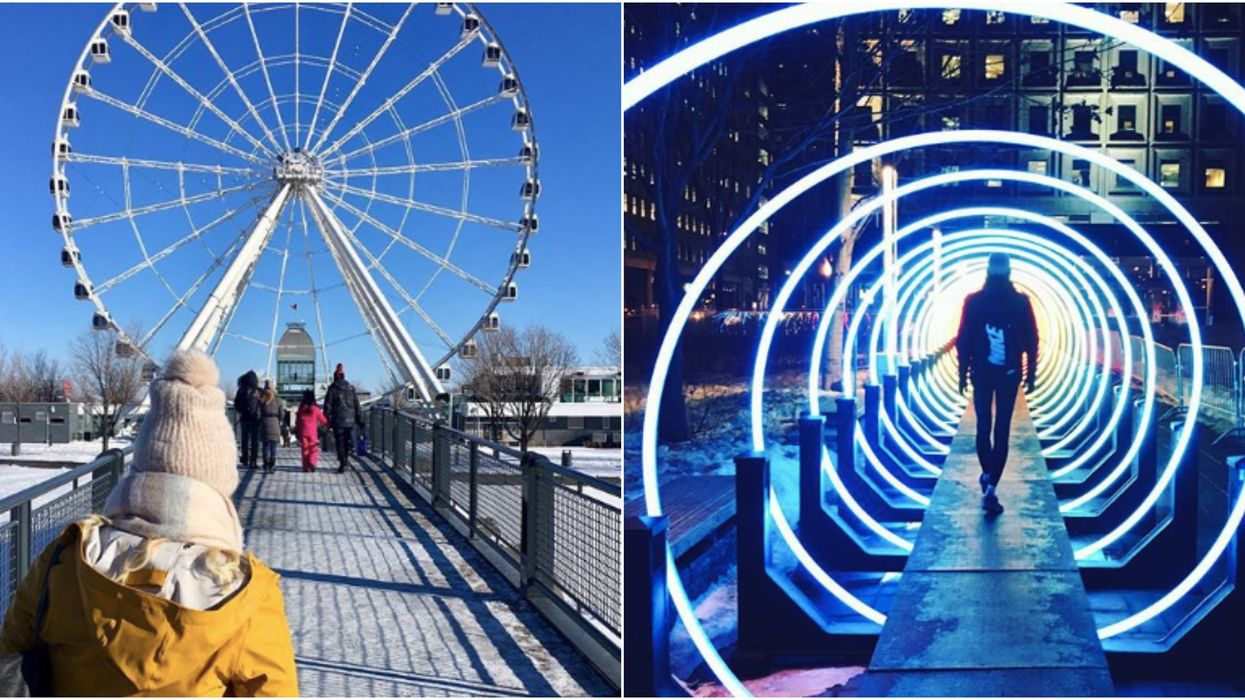 22 activités gratuites à Montréal pour profiter à fond du mois de février
