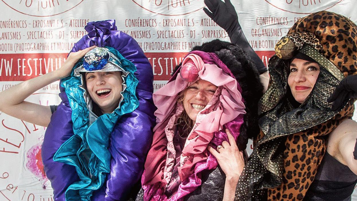 Le festival de la vulve « Festivulve » sera de retour à Montréal