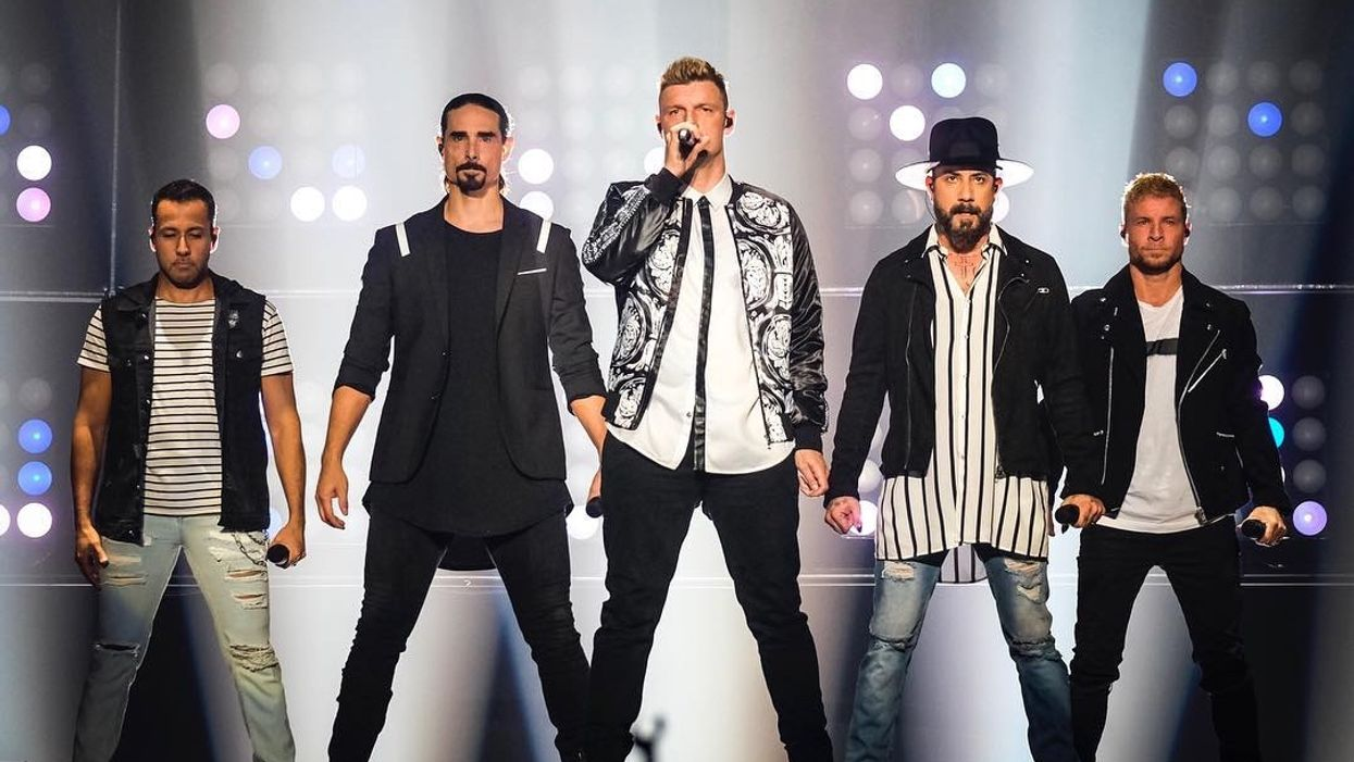 You Can Still Buy Tickets To Almost Every Single Backstreet Boys Show In Canada This Summer