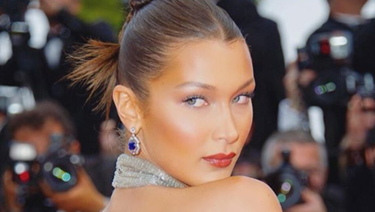 Bella Hadid's Mom Wants You To Know Her Daughter Absolutely Did Not Get Plastic Surgery