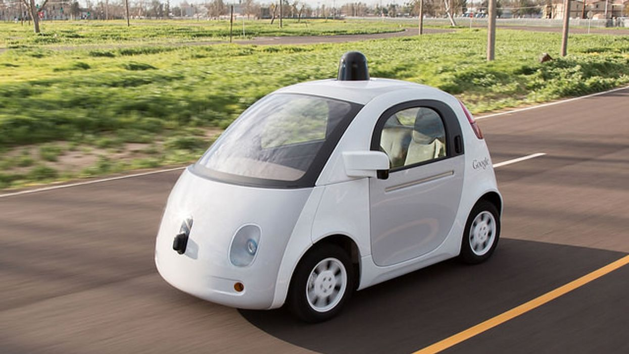 Driverless Cars Are Officially Allowed On Roads In Ontario