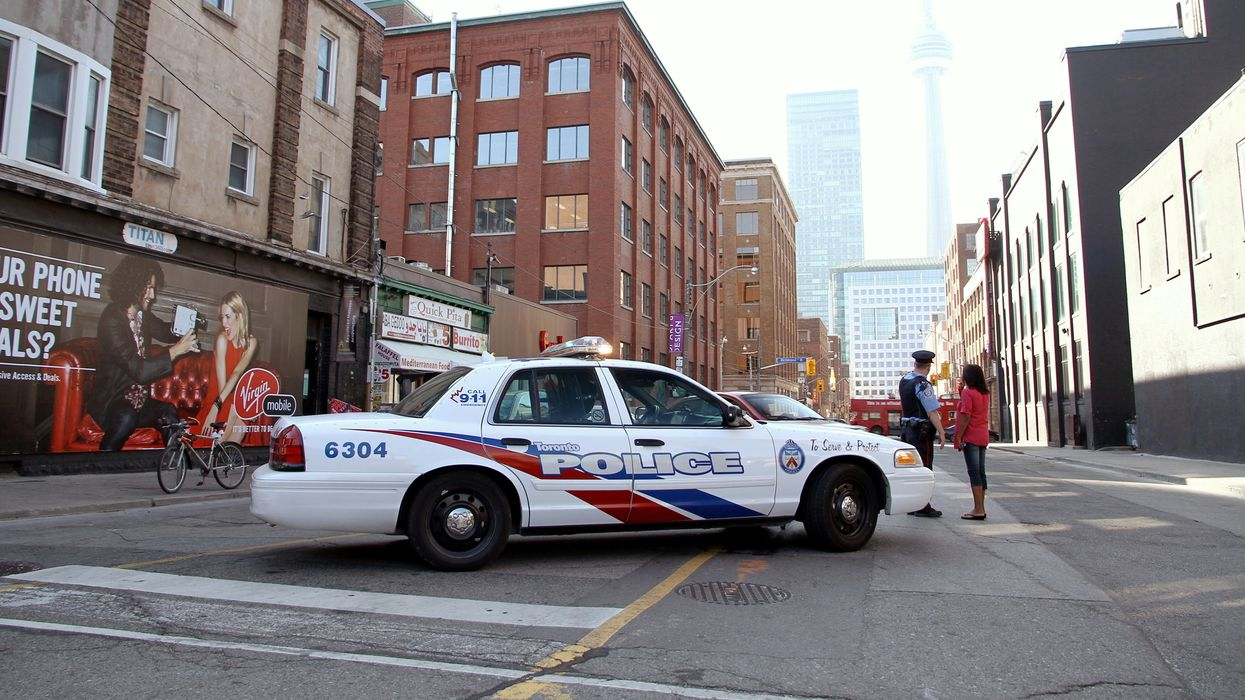 Canadians Think Toronto Police Didn't Come Close To Solving The City's Distracted Driving Problem During Recent Crackdown