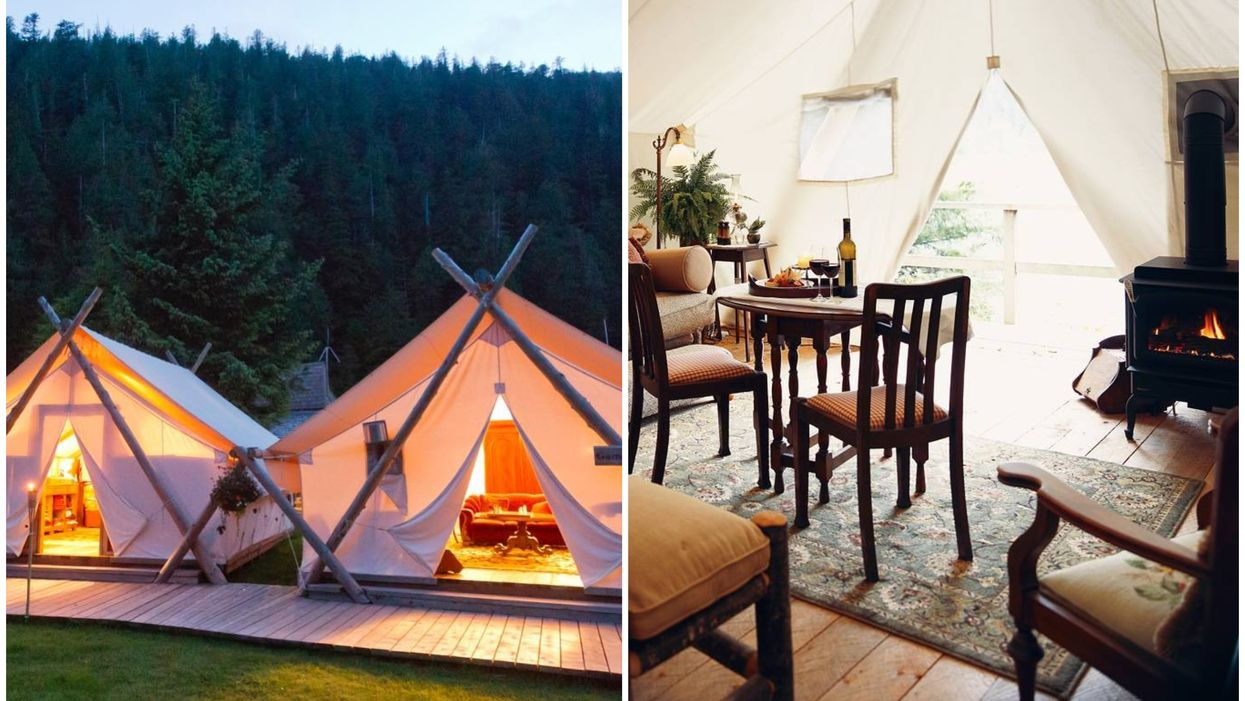This Canadian Hotel Was Just Ranked One Of The Best In The World (PHOTOS)