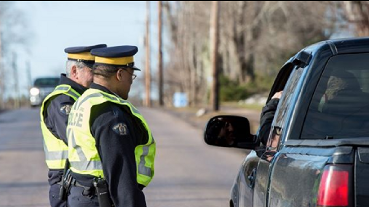 This Canadian Man Stole A Woman's Car But Apologized And Gave Her Lunch Back First Before Fleeing The Scene