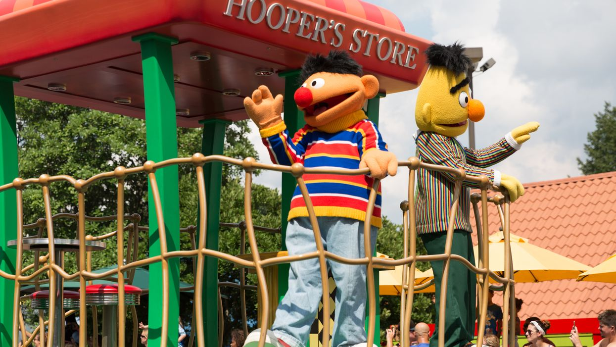 It's Official, Sesame Street Land Is Coming To Orlando