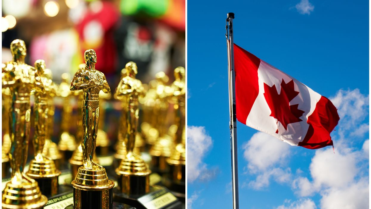 A Couple From Canada Was Just Nominated For An Oscar For This Canadian Short Film