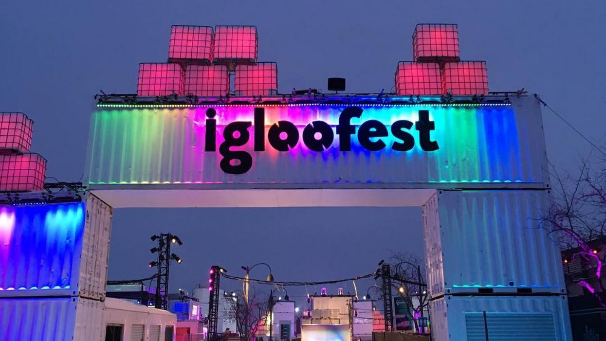 Igloofest organise un party 100% gratuit en fin de semaine et ça s'annonce fou