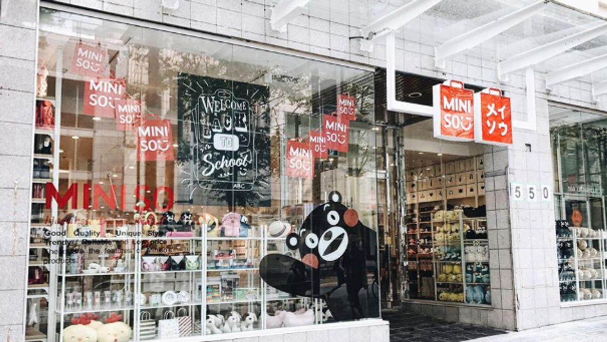 Miniso, Muji And Oomomo Plan To Open A Total Of 500 New Stores Across Canada