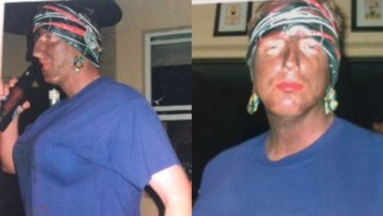 Twitter Users React Wildly To Florida Secretary Of State's Blackface Makeup