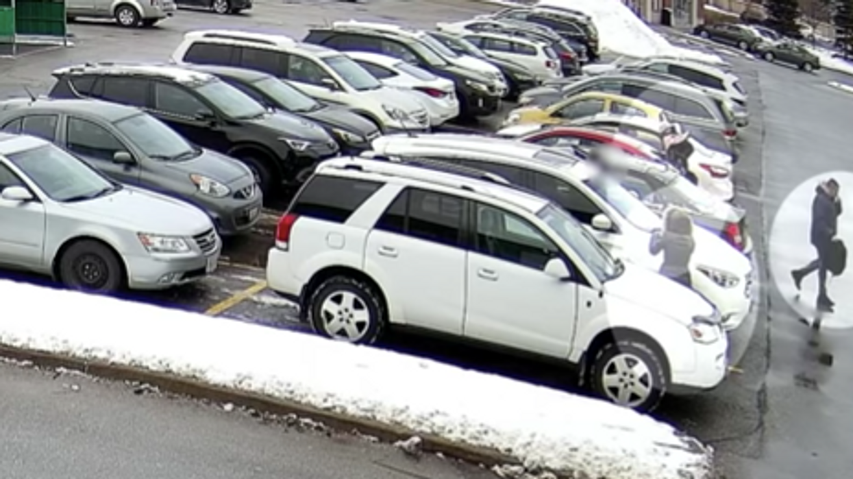 Ontario Man Was The Target Of The Most Confusing And Complicated Theft Ever (VIDEO)