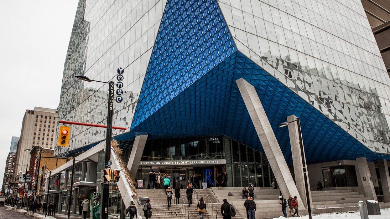 Someone Has Been Using Ryerson University's Credit Card To Pay For Booze, Clubs And Airbnbs