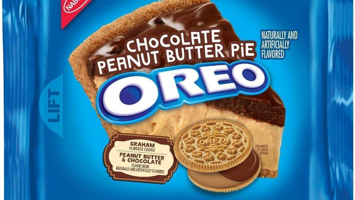 Chocolate Peanut Butter Pie Oreos Just Hit The Shelves In Canada And You Gotta Try Them