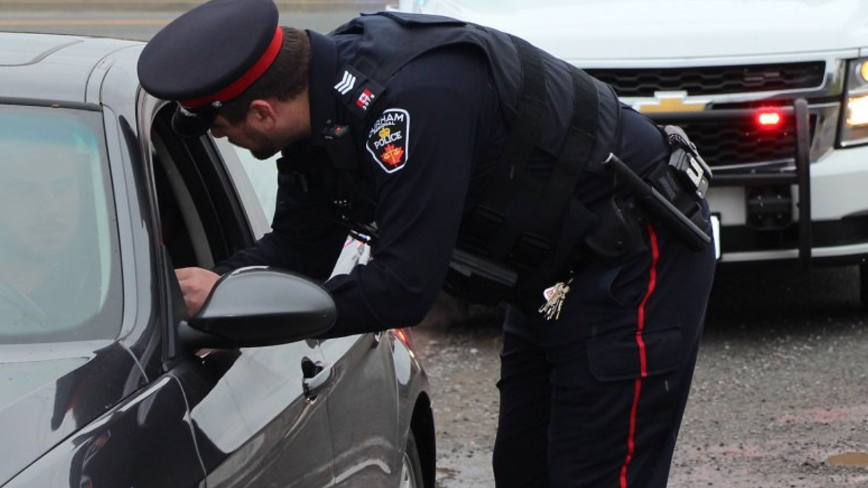 This Is What Ontario Cannabis Users Are Getting Fined For The Most By Police