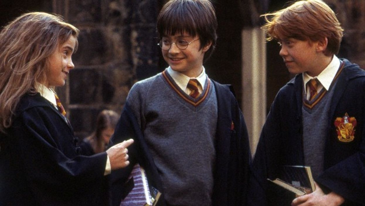 We Know The Exact Reason Why The First Four Harry Potter Movies Won't Be On Netflix Canada