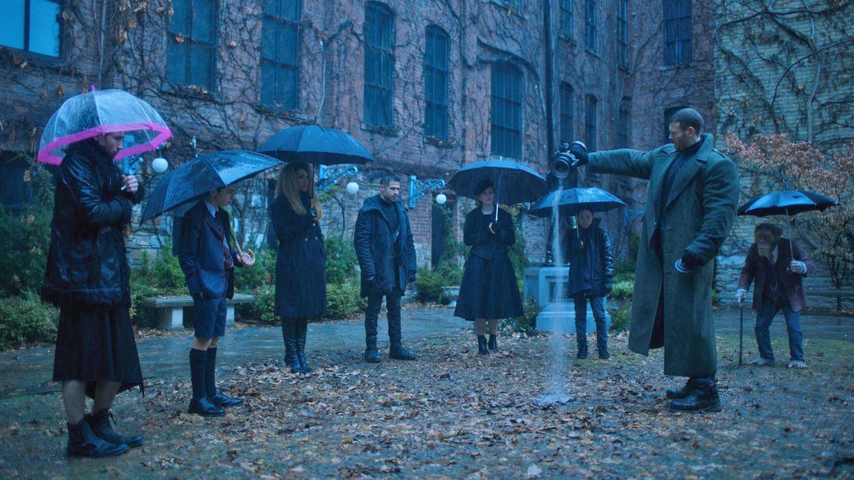 The Umbrella Academy: La nouvelle série Netflix qui s'annonce aussi bonne que les films de X-Men
