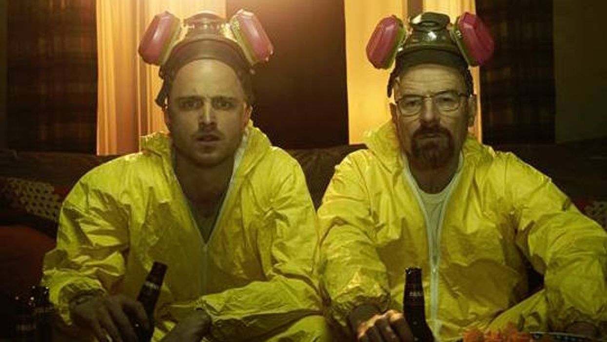 A 'Breaking Bad' Movie Has Officially Been Confirmed, And Here's Everything We Know