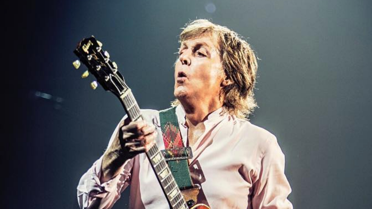 Paul McCartney Announces That He's Performing In Canada This Summer