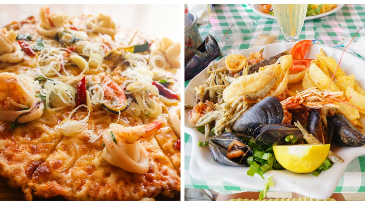 10 Crazy Foods You Need To Try At The St. Pete Beach Seafood Festival