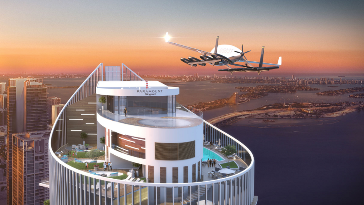 Miamians Will Soon Drive Like The Jetsons
