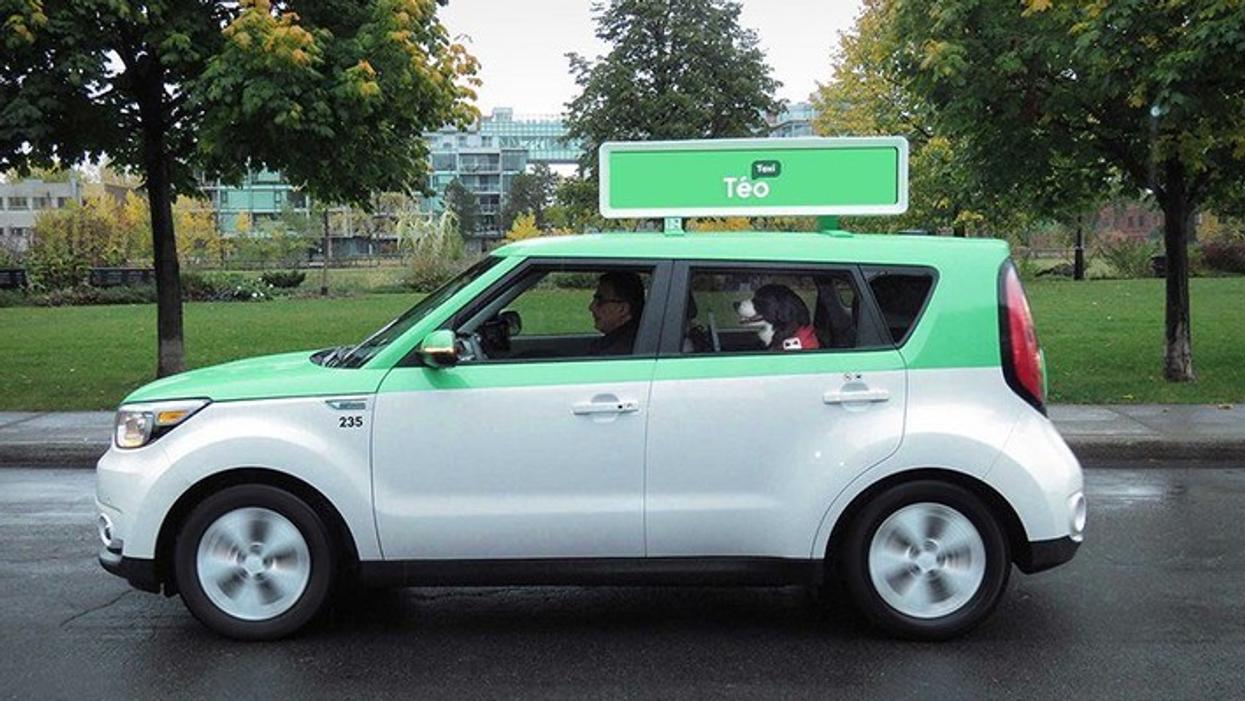 Après la faillite de Caroline Néron, les personnalités québécoises commentent celle de Téo Taxi
