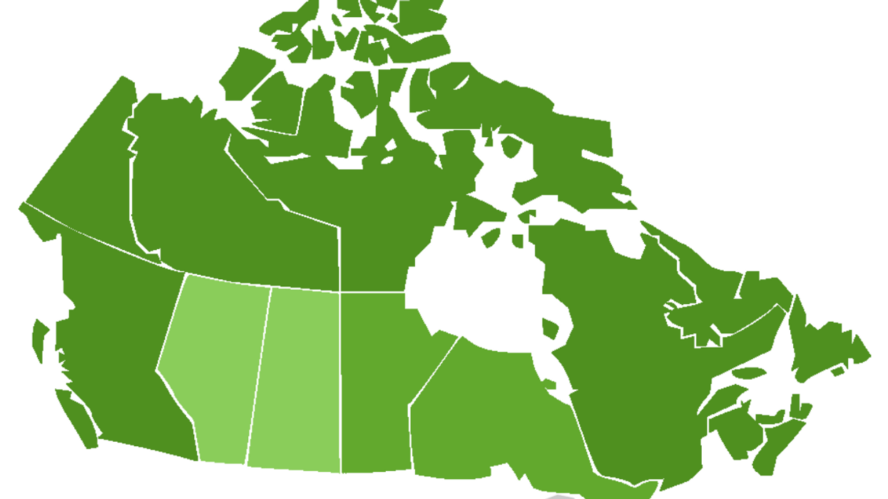 Pot Sales In Canada Have Been Released And The Most Random Province Is Beating Everyone By A Long Shot