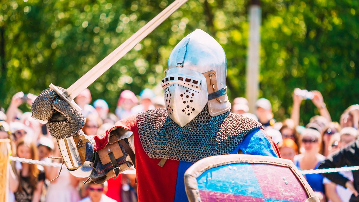 Florida's Famous Renaissance Fair Is Hosting A Game of Thrones Adventure Weekend