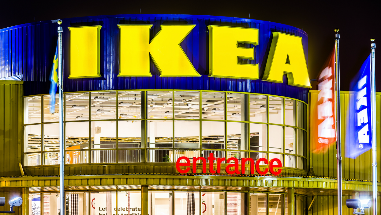 IKEA Is Hosting A Romantic Dinner For Two Event In Ottawa This Valentine's Day