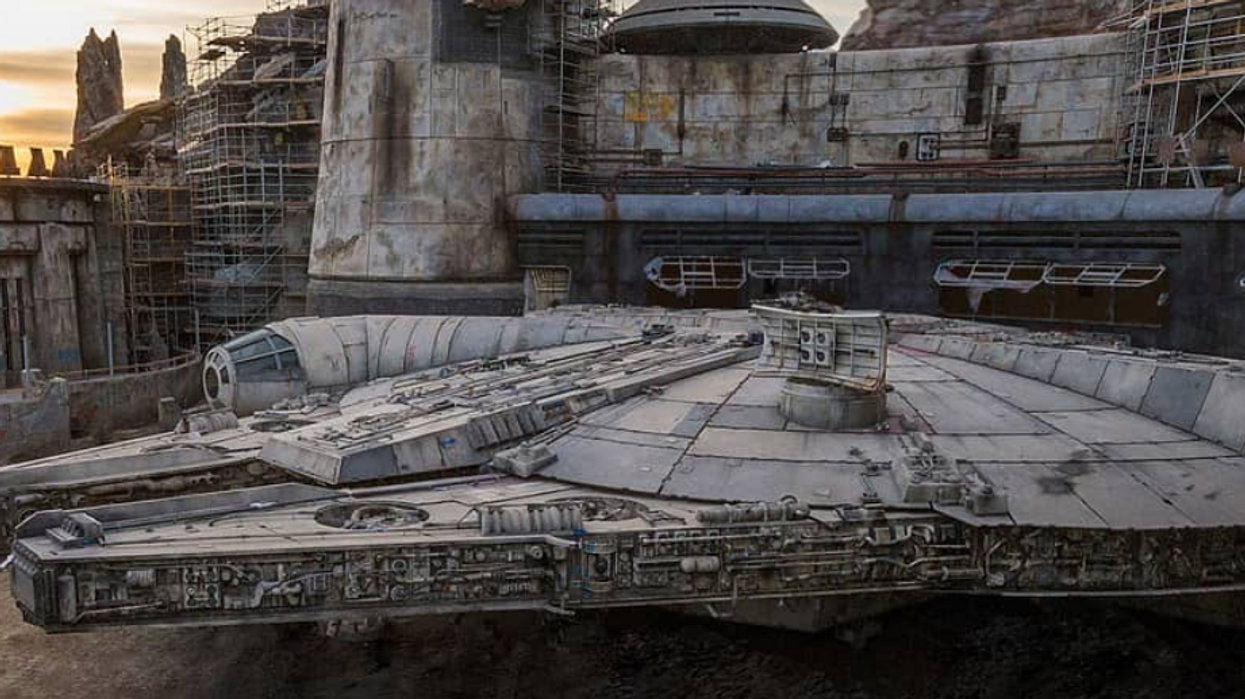 Star Wars' New Massive Themed Resort Is Opening In Florida This Fall 2019