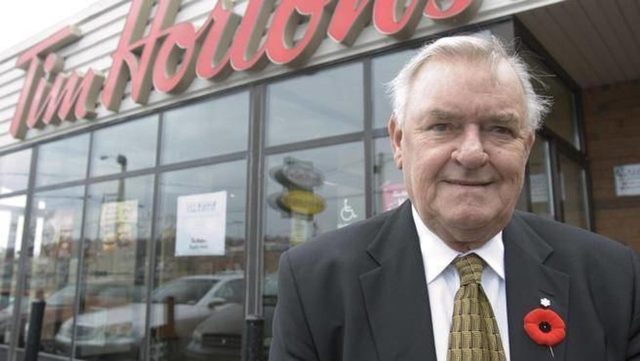 The Co-Founder Of Tim Hortons Has Died And Canada Is Heartbroken