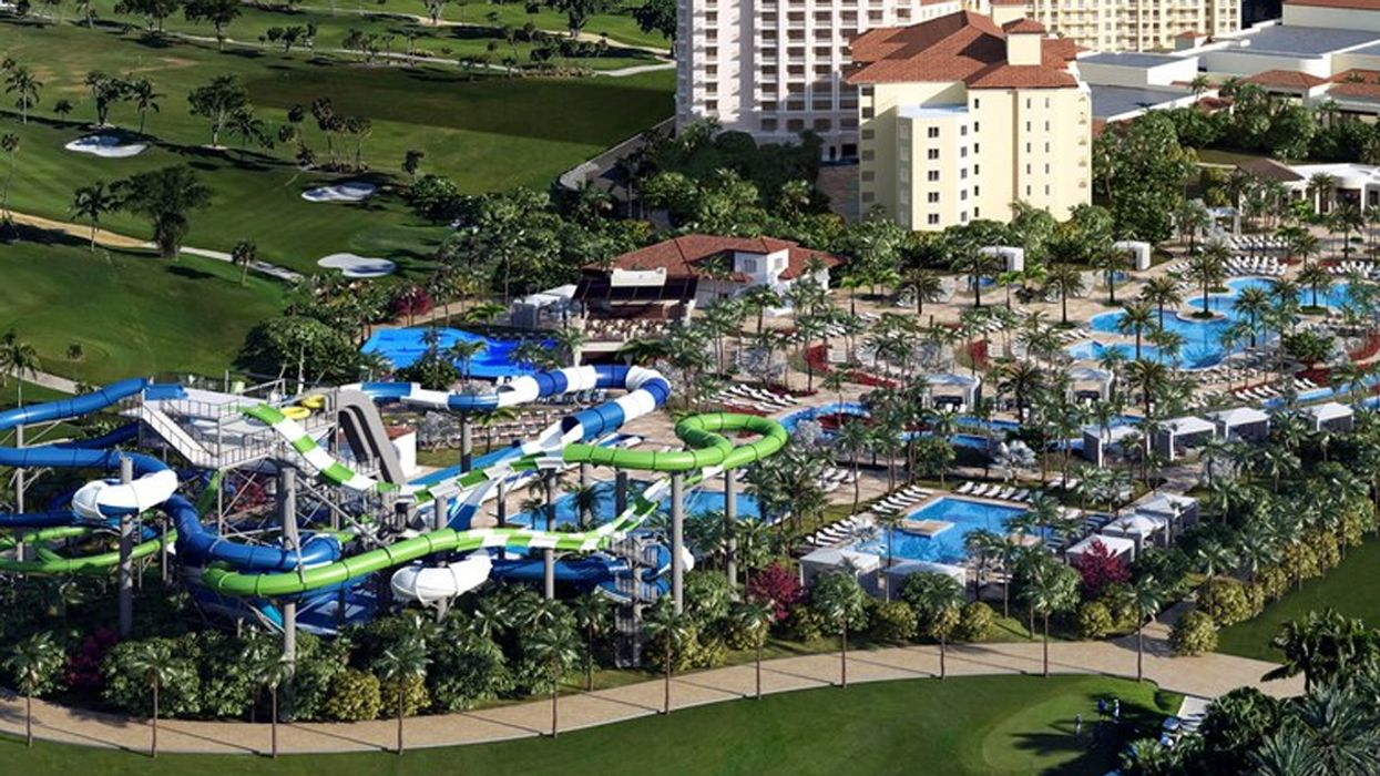 A Massive Water Park With 7 Spectacular Waterslides Is Opening In Aventura This Summer
