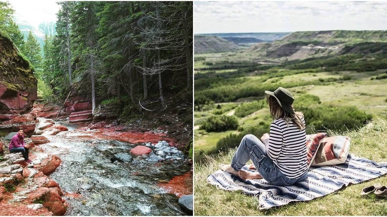 20 Things To Do In Alberta That You Have To Add To Your Spring Bucket List