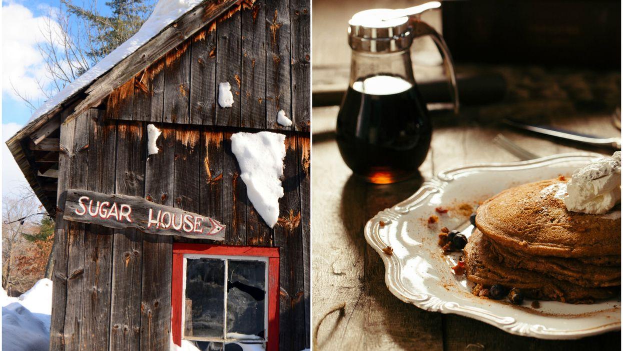 6 cabanes à sucre végés au Québec où se sucrer le bec ce printemps