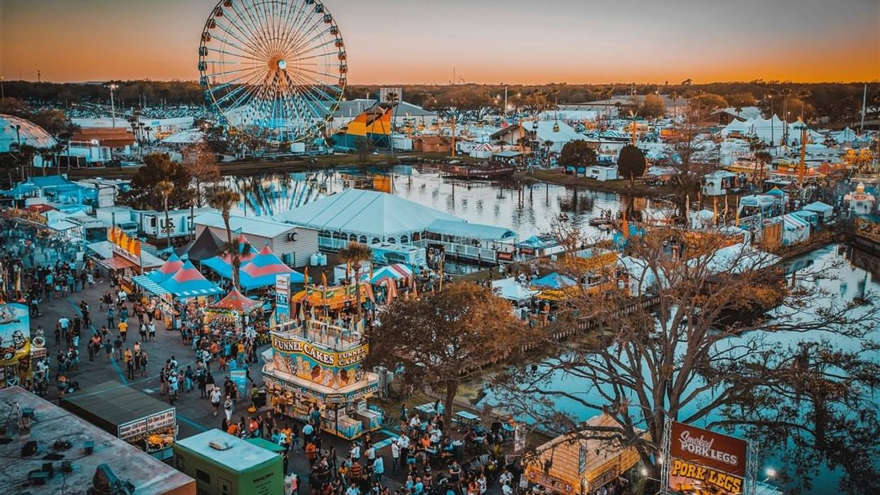You Can Get Into The Florida State Fair For $2 For One Day Only